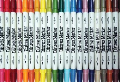 Barve in markerji