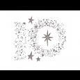 Rezalna šablona, Snowy stars