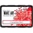 Barvna blazinica, Make Art, Carnation Red