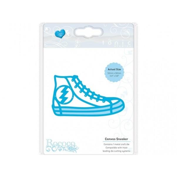 Rezalna šablona, Canvas Sneaker