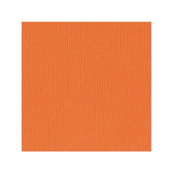 Papir, s teksturo, barva mandarine