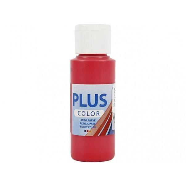 Akrilna barva, Plus Color, Crimson Red