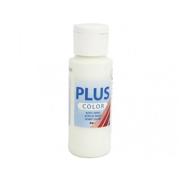 Akrilna barva, Plus Color, Eggshell white