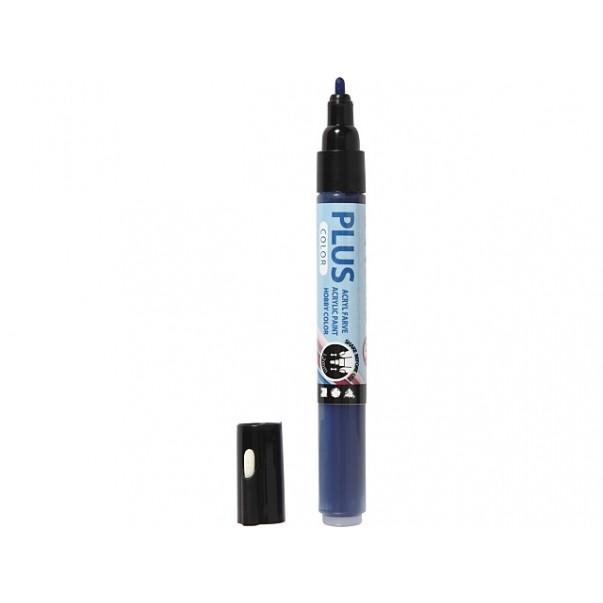 Marker, akrilni, Navy blue
