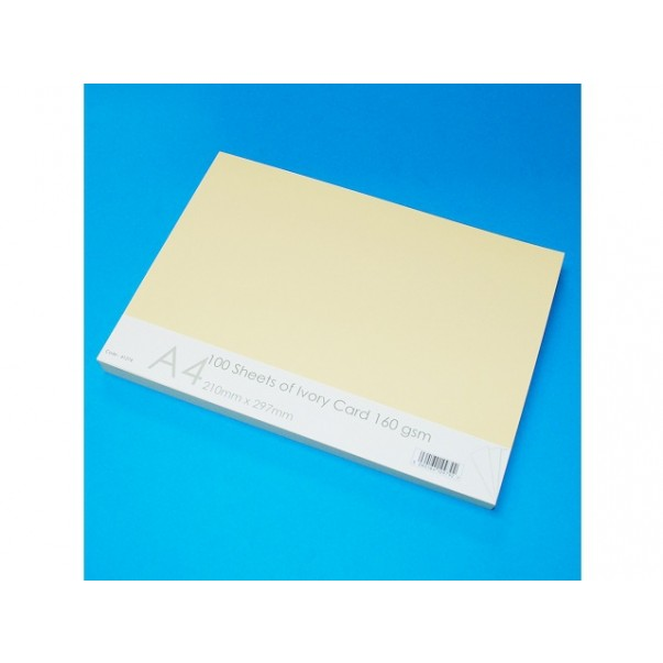 Papir, A4, Ivory