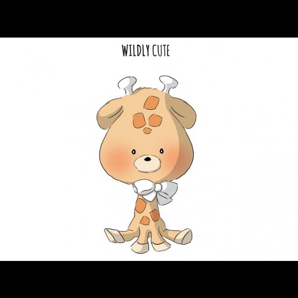 Štampiljka, Wildly Cute