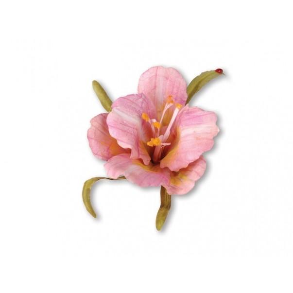Rezalna šablona, Flower daylily