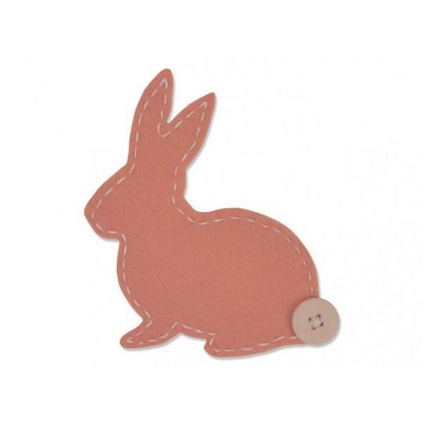 Rezalna šablona, Lovable bunny
