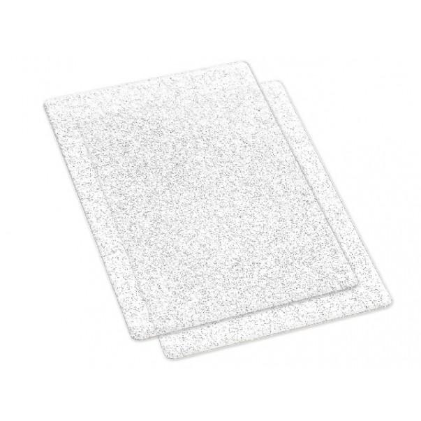 Rezalna plošča, Standard, z bleščicami, 1 par