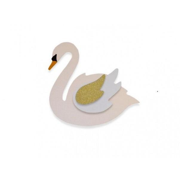 Rezalna šablona, Swan