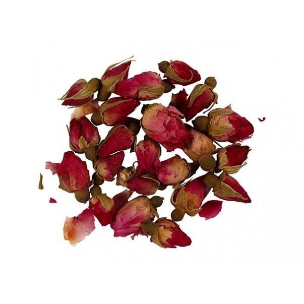 Posušene rože, cvetovi vrtnice