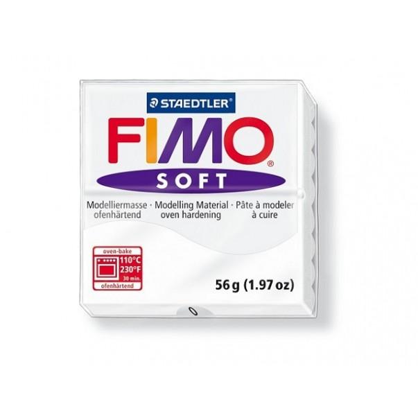 Fimo soft, 56 g, št. 0