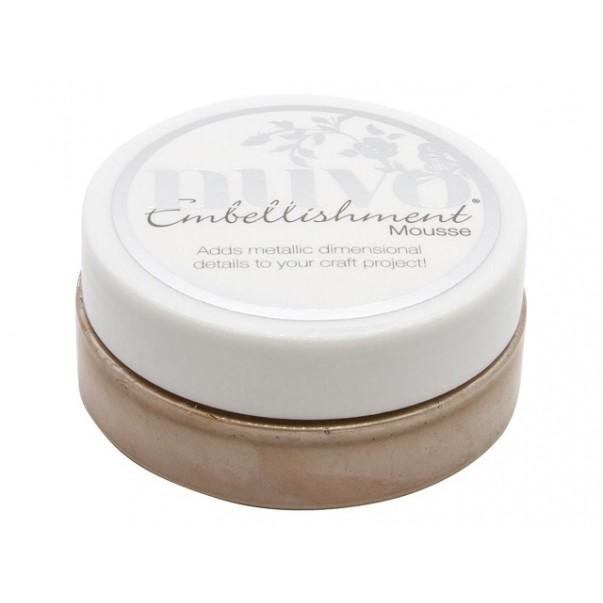 Embellishment Mousse, Soft truffle