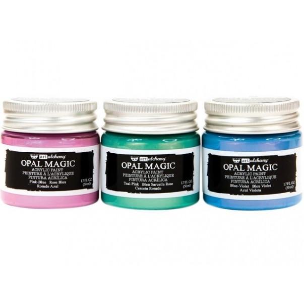 Akrilna barva, Art Alchemy Opal Magic, Unicorn