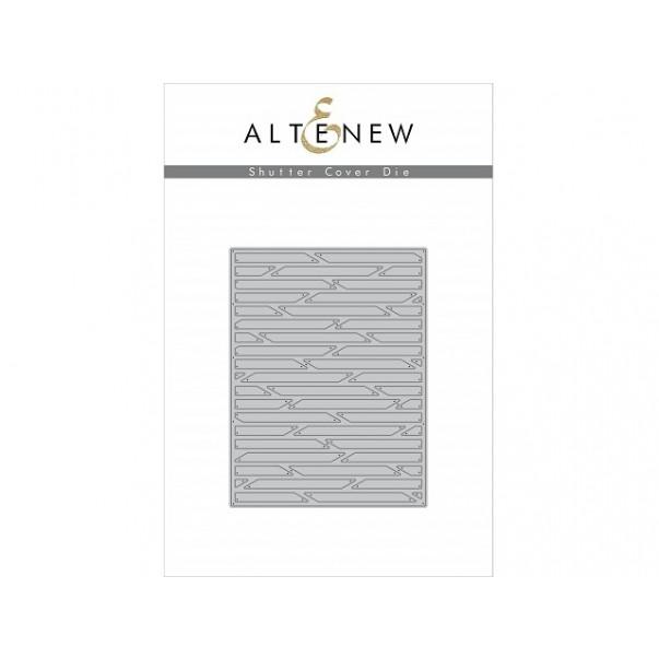 Rezalna šablona, Shutter Cover