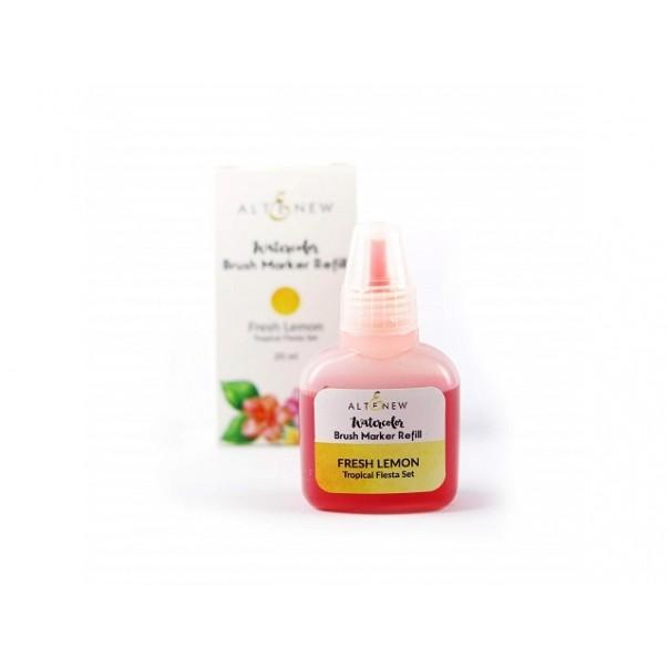 Refil za marker s čopičem, Tropical Fiesta, Fresh Lemon