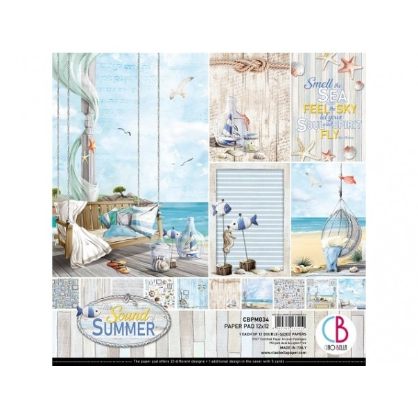 Papir, The Sound Of Summer