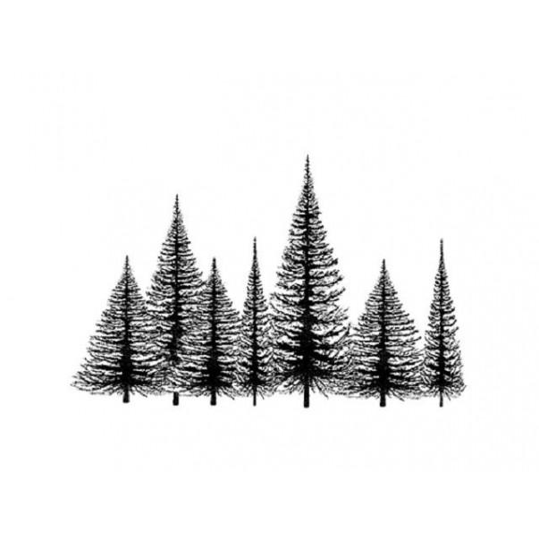 Štampiljka, Christmas tree group