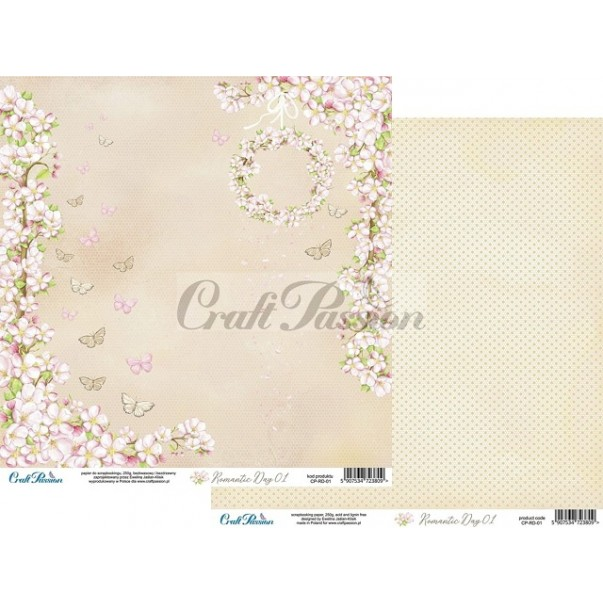 Papir, Romantic Day 01