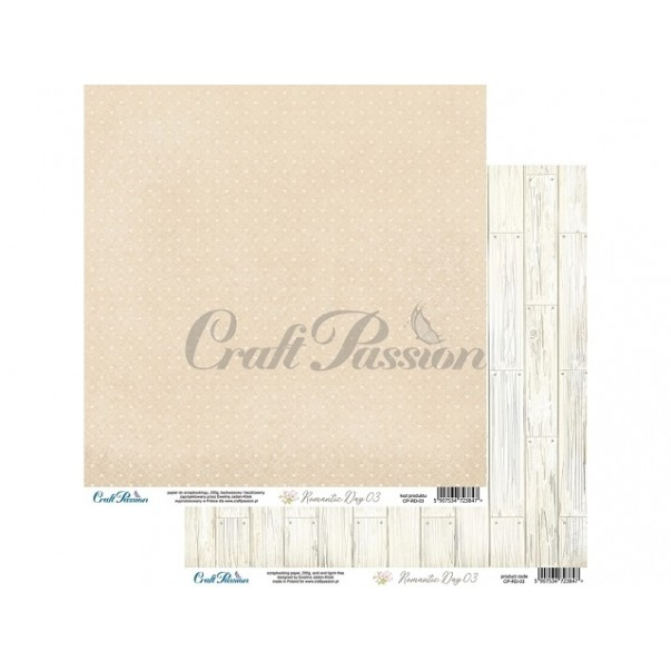 Papir, Romantic Day 03