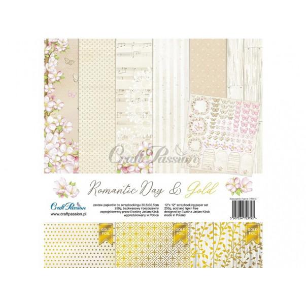 Papir, Romantic Day & Gold