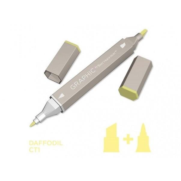 Marker Graphic, Daffodil