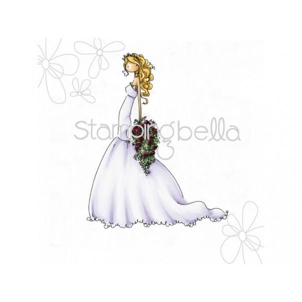 Štampiljka, Brigitte The Bride