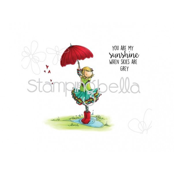 Štampiljka, Rachel Loves The Rain