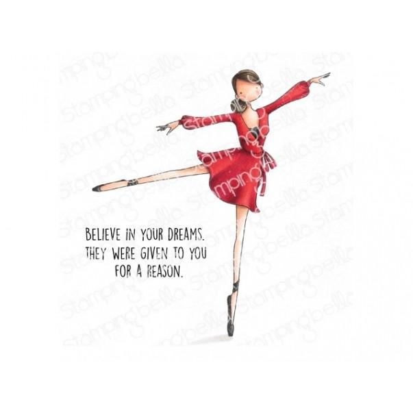 Štampiljka, Stephanie Loves Ballet
