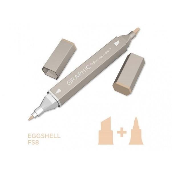 Marker Graphic, Eggshell