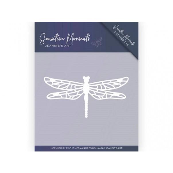 Rezalna šablona, Sensitive Moments, Dragonfly