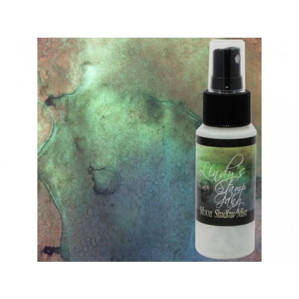 Moon Shadow Mist, Tawny Turquoise