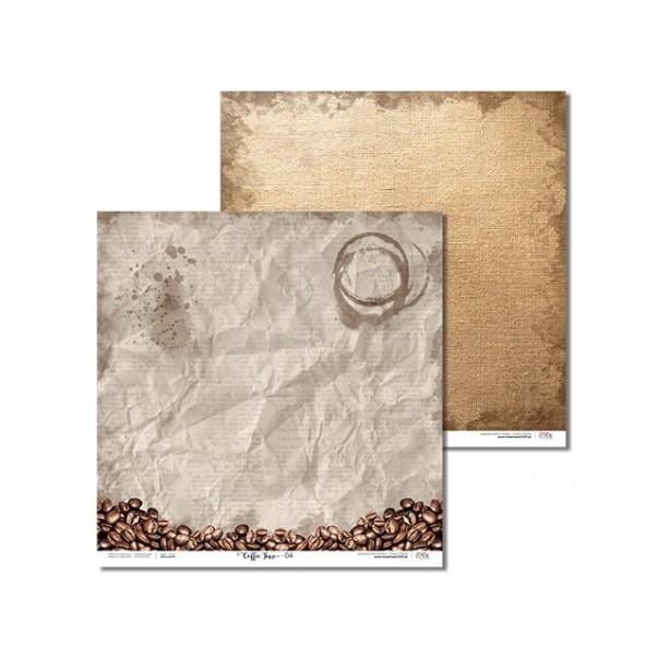 Papir, Coffee Time 04