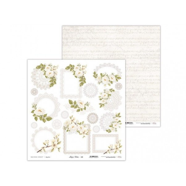 Papir, Holy & White 10