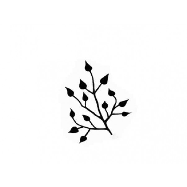 Štampiljka, Mini leaf 2