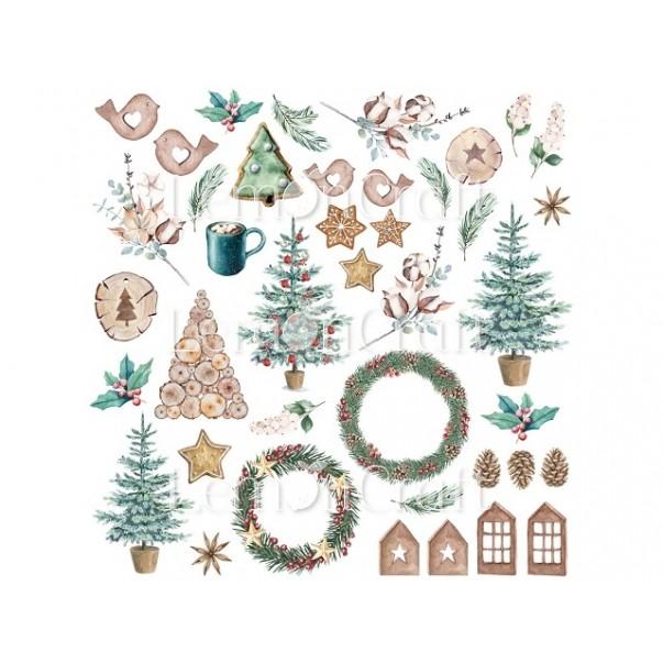 Papir, This Christmas 08 Cutouts