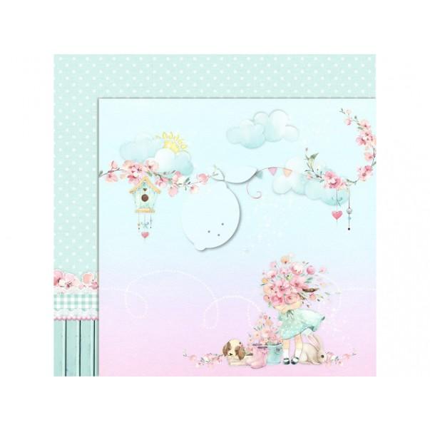 Papir, Girl's Little World 01