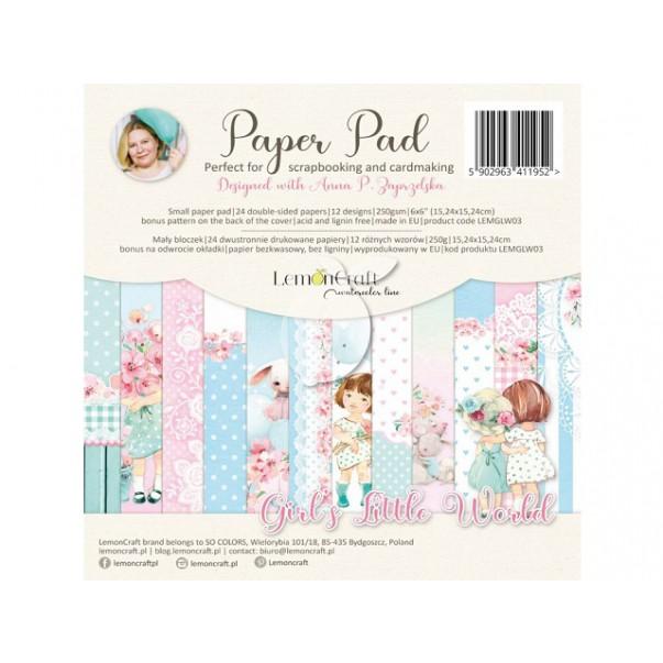 Papir, Girl's Little World 03 set