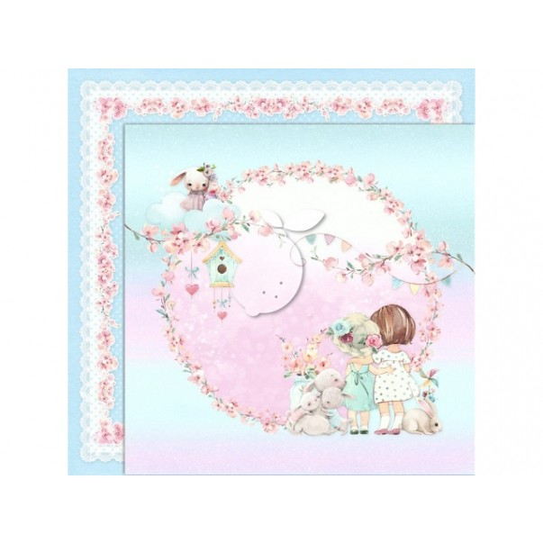 Papir, Girl's Little World 03