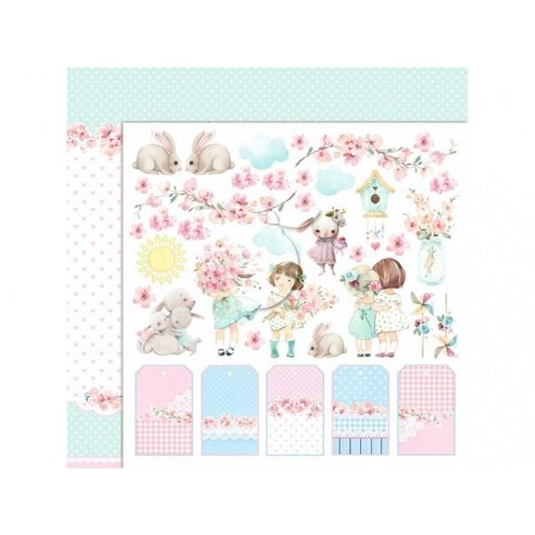 Papir, Girl's Little World 04