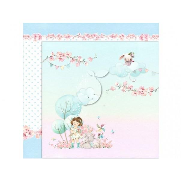 Papir, Girl's Little World 05
