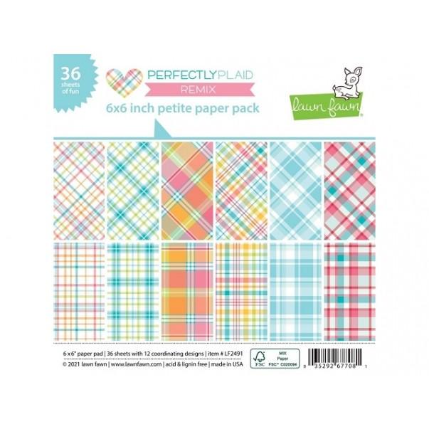 Papir, Perfectly Plaid Remix
