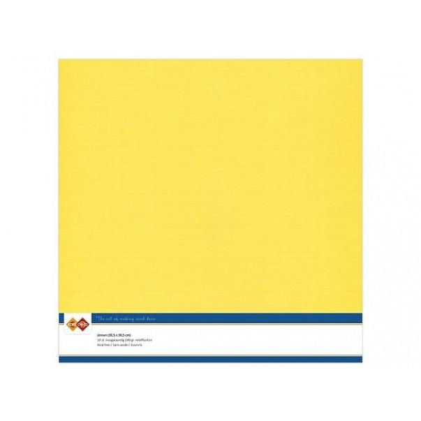Papir, s teksturo, bright yellow