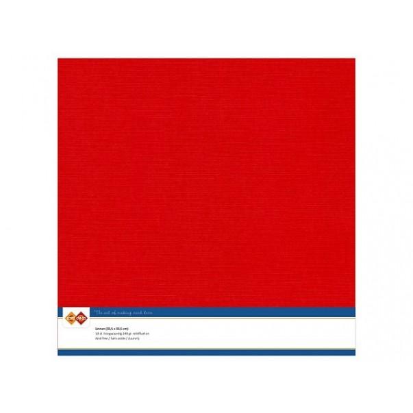 Papir, s teksturo, rdeč