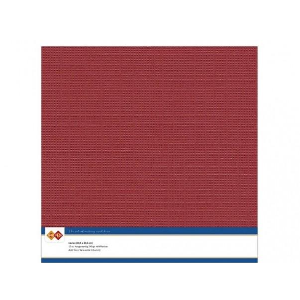 Papir, s teksturo, christmas red