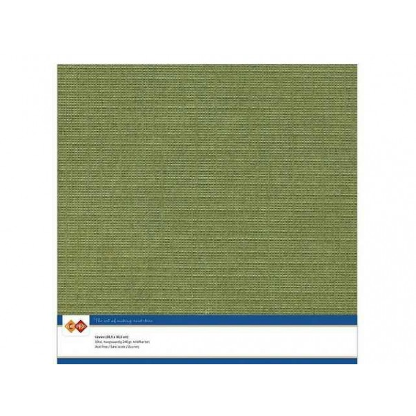 Papir, s teksturo, vojaško zelen
