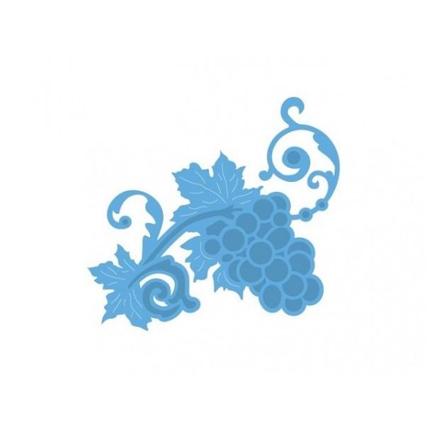 Rezalna šablona, Petra's grape