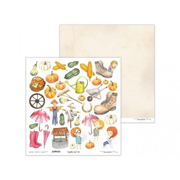 Papir, Pumpkin Seed 06