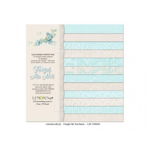 Papir, Forget Me Not, Basic