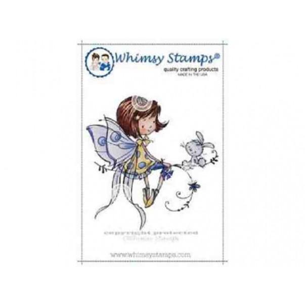 Štampiljka, Fairy and Her Bunny